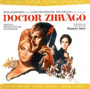 Maurice Jarre: Doctor Zhivago (Soundtrack) - CD