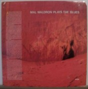 Mal Waldron: Plays the Blues - Plak