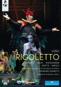 Francesco Demuro, Leo Nucci, Nino Machaidze, Marco Spotti, Stefanie Iranyi, Katarina Nikolic, Orchestra del Teatro Regio di Parma, Massimo Zanetti: Verdi: Rigoletto - DVD