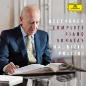 Maurizio Pollini: Beethoven: Complete Piano Sonatas - CD