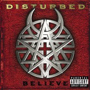 Disturbed: Believe - Plak