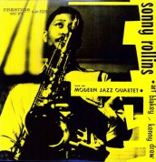 Sonny Rollins, The Modern Jazz Quartet: Sonny Rollins With The Modern Jazz Quartet - Plak
