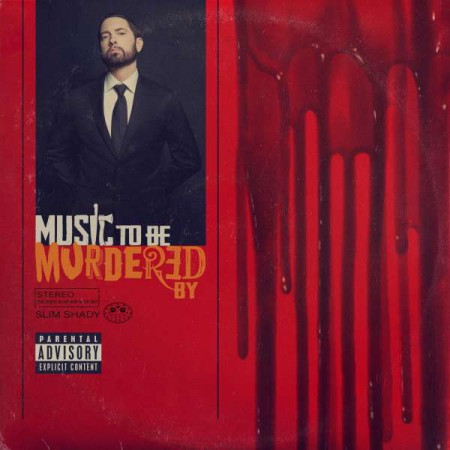 Eminem: Music To Be Murdered By - CD