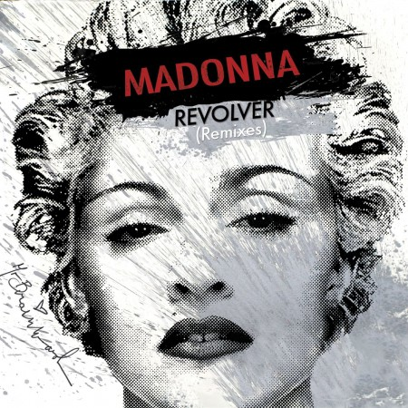 Madonna: Revolver (Remixes) - CD