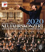 Wiener Philharmoniker, Andris Nelsons: New Year's Concert 2020 - BluRay