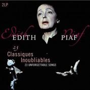 Édith Piaf: 23 Classiques Inoubliables - Plak