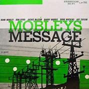 Hank Mobley: Mobley's Message (200g-edition) - Plak