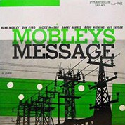 Hank Mobley: Mobley's Message (200g-edition) - Plak