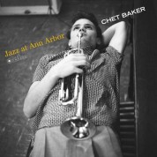 Chet Baker: Jazz at Ann Arbor - Plak