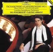 Claudio Abbado, Ivo Pogorelich, London Symphony Orchestra: Tchaikovsky: Piano Concerto No. 1 - CD