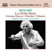 Mozart: Petits Riens (Les) - CD