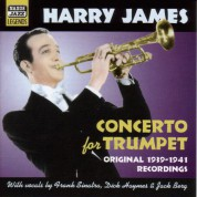 James, Harry: Concerto for Trumpet (1939-1941) - CD