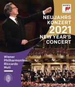 Wiener Philharmoniker, Riccardo Muti: New Year's Concert 2021 - DVD