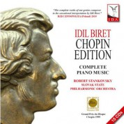 İdil Biret: Chopin Edition - CD