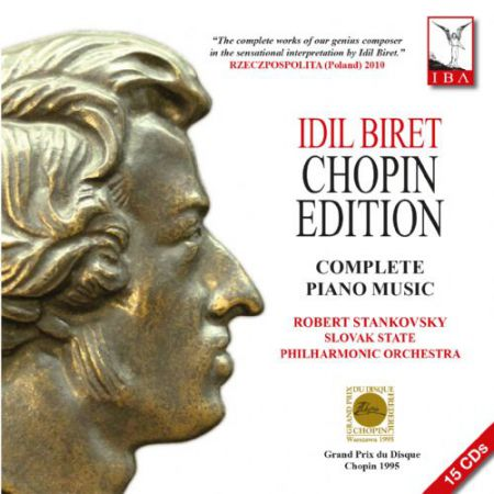 Ä°dil Biret: Chopin Edition - CD