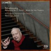 Gothenburg Symphony Orchestra, Neeme Järvi: Tchaikovsky: Symphony No. 3 - SACD