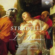 Gemma Bertagnolli, Susanna Rydén, Harmonices Mundi, Claudio Astronio: Stradella: La Susanna - CD