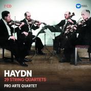 Pro Arte Quartet: Haydn: The String Quartets - CD