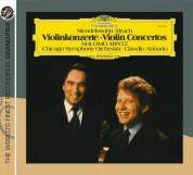 Shlomo Mintz, Chicago Symphony Orchestra, Claudio Abbado: Mendelssohn/ Bruch: Violin Concertos - CD