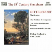 Dittersdorf: Sinfonias - CD