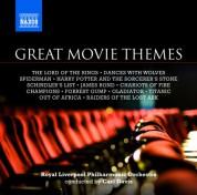 Carl Davis: Great Movie Themes - CD