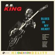 B.B. King: Blues In My Heart - Plak