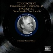 Sviatoslav Richter: Early Recordings, Vol. 2 (1956-1958) - CD