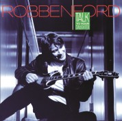 Robben Ford: Talk To Your Daughter - Plak