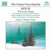 Rinck: Works for Organ - CD