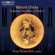 Victor Ryabchikov: Glinka: Complete Piano Music, Vol.1 - CD