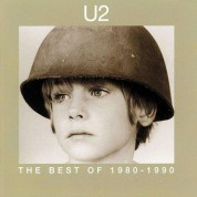 U2: The Best Of 1980-1990 - CD