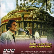 Abdel Halim Hafez: Live at the Royal Albert Hall - CD