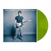 John Mayer: Heavier Things (JB HIFI - Limited Neon Green Vinyl) - Plak