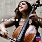 Alisa Weilerstein - Solo - CD