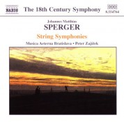 Sperger: String Symphonies - CD