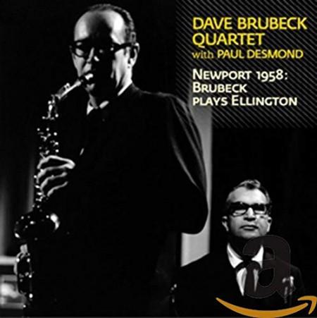 Dave Brubeck: Newport 1958: Brubeck Plays Ellington + 1 Bonus Track - CD
