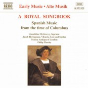 Royal Songbook: Spanish Music From the Time of Columbus - CD