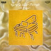 Nina Simone: And Piano! (Gold Vinyl) - Plak