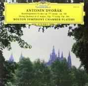 Boston Symphony Chamber Players: Dvorak: String Quintet in G major - Plak