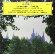 Boston Symphony Chamber Players: Dvorak: String Quintet in G major - Plak