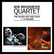 Bob Brookmeyer: The Blues Hot and Cold + 7 X Wilder - CD