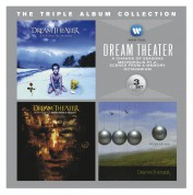 Dream Theater: The Triple Album Collection (A Change of Seasons / Metropolis Pt. 2 Scenes From A Memory / Octavarium) - CD
