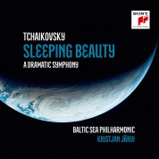 Kristjan Järvi, Baltic Sea Philharmonic: Tchaikovsky: Sleeping Beauty - A Dramatic Symphony - CD