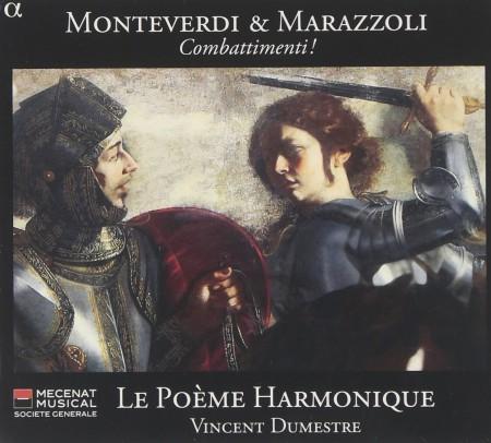Vincent Dumestre, Le Poéme Harmonique: Combattimenti ! - CD