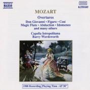 Mozart: Overtures - CD