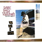 Stevie Ray Vaughan: The Scy is Crying - Plak