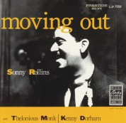Sonny Rollins: Moving Out - CD