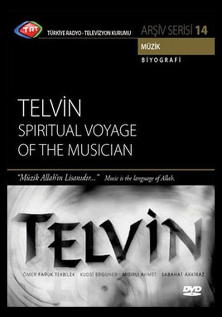 Omar Faruk Tekbilek, Kudsi Erguner, Sabahat Akkiraz, Mısırlı Ahmet: TRT Arşiv Serisi 31 - Telvin - DVD