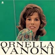 Ornella Vanoni: Debut Album + 2 Bonus Tracks (Deluxe Gatefold Edition) - Plak