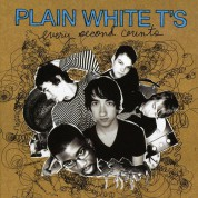 Plain White T`s: Every Second Counts - CD